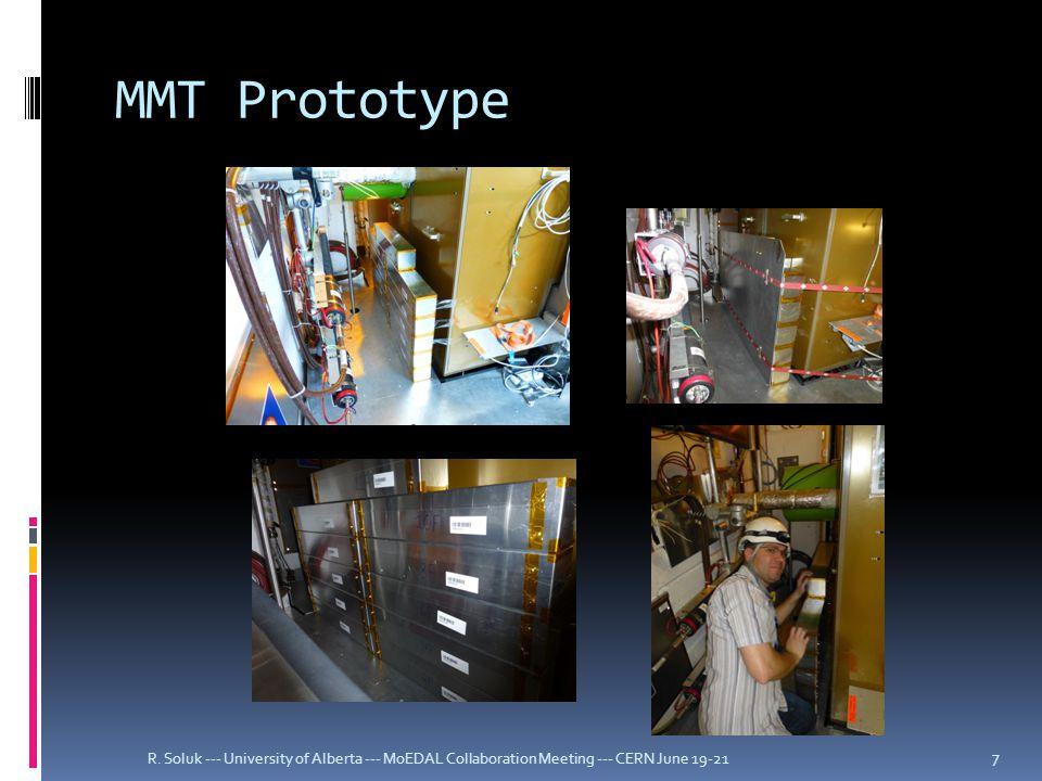 MMT Prototype R.