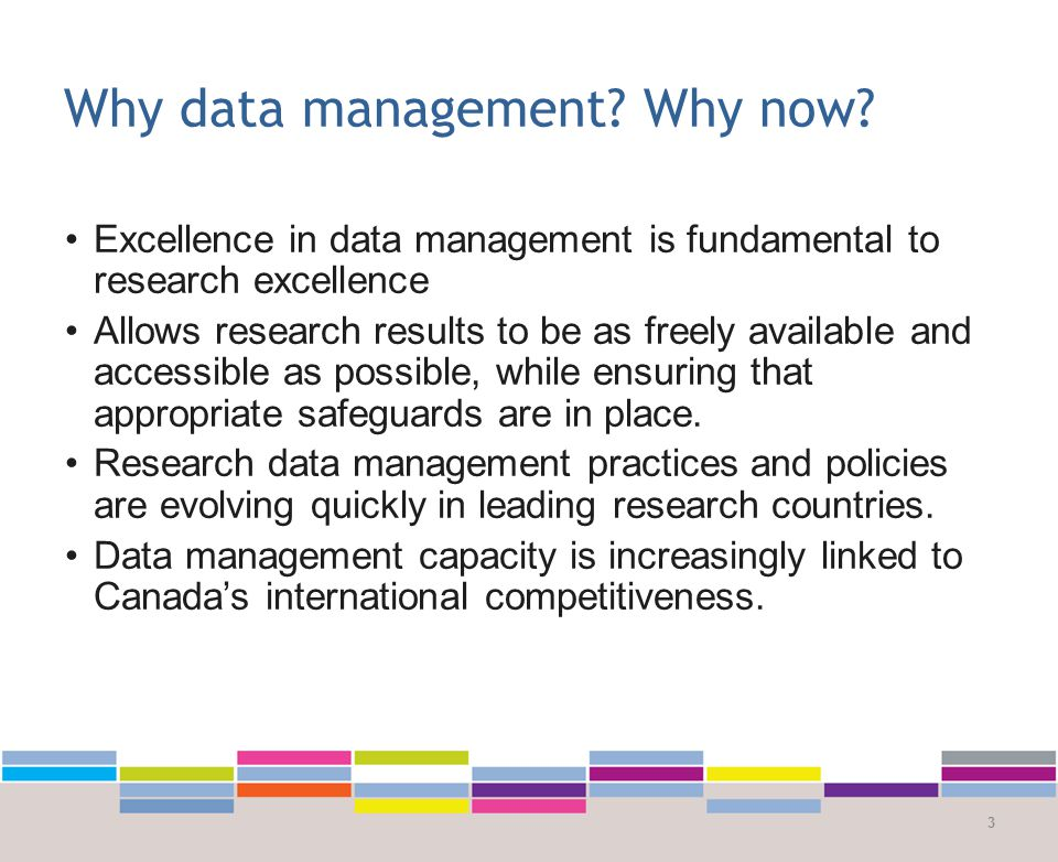 What is research data management.
