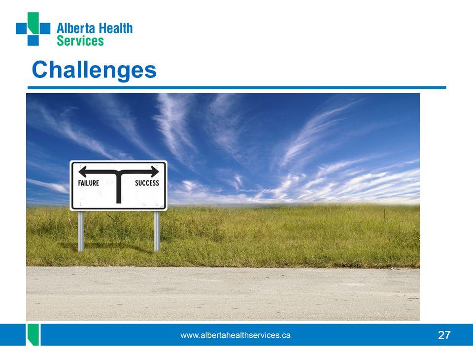 27 Challenges
