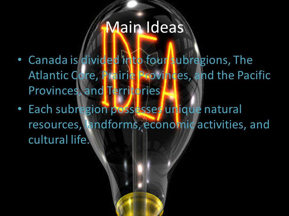 British Columbia British Columbia is Canada's Westernmost province.