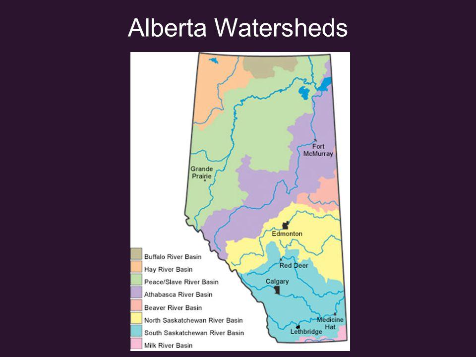Alberta Watersheds