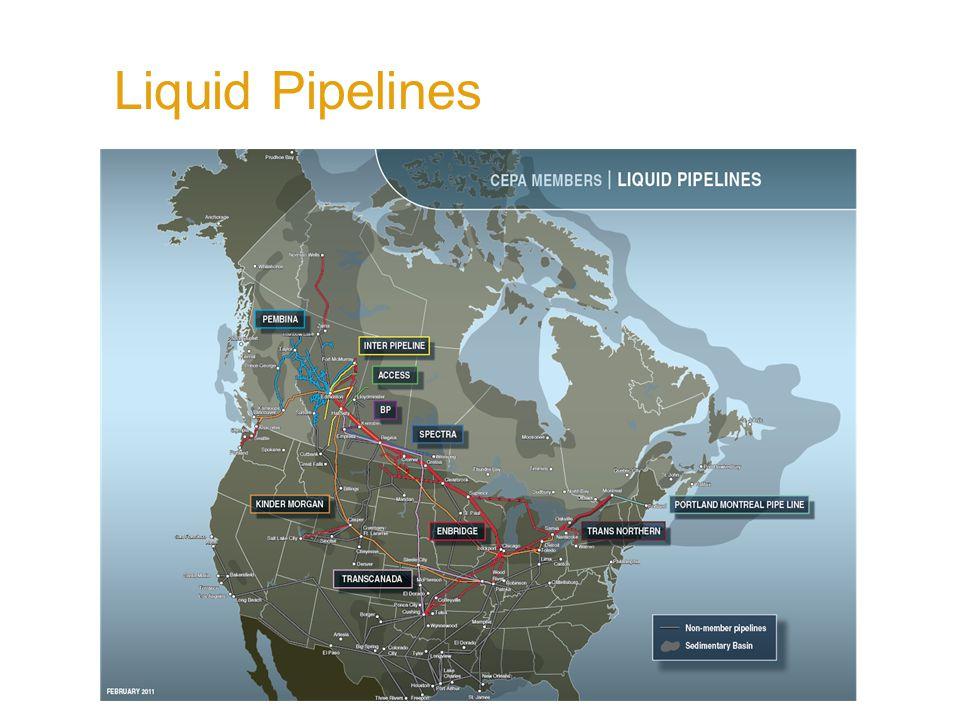 Liquid Pipelines