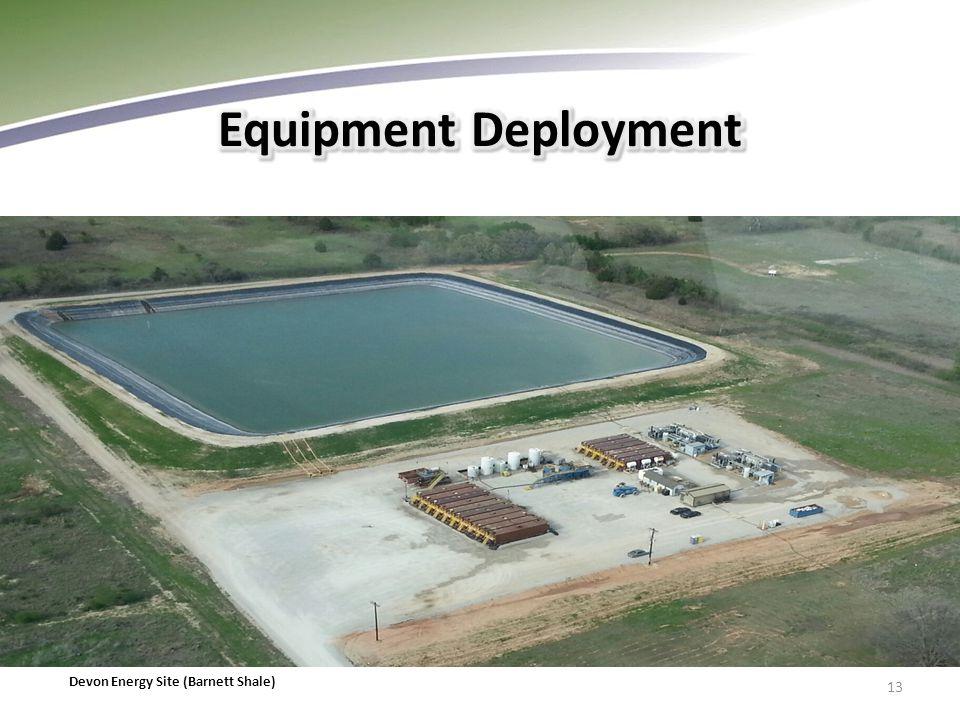 13 Devon Energy Site (Barnett Shale)