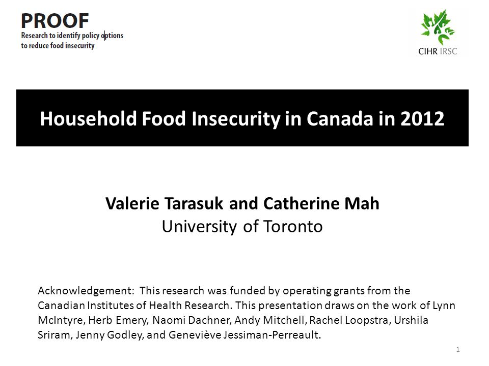 Drop in food insecurity between 2007 and 2011 reflects decreased vulnerability of social assistance recipients with province's Poverty Reduction Strategy launched in 2006.