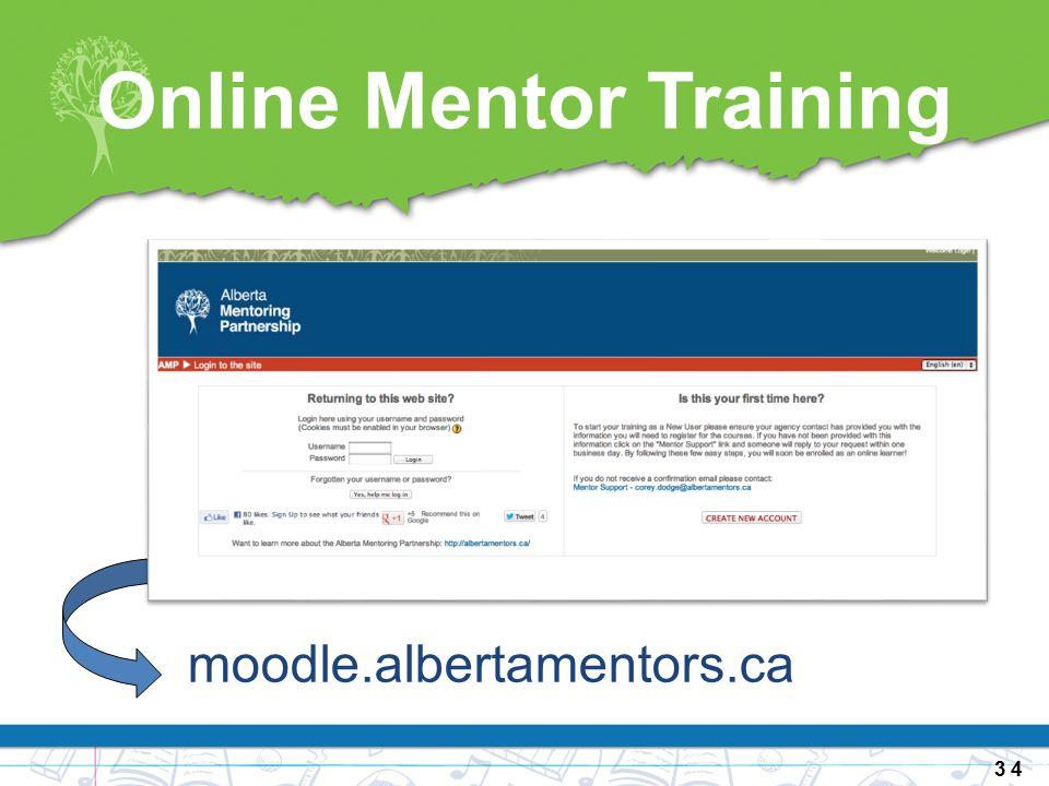Online Mentor Training 3 4 moodle.albertamentors.ca