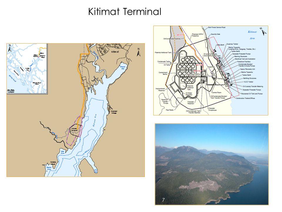 Kitimat Terminal 7