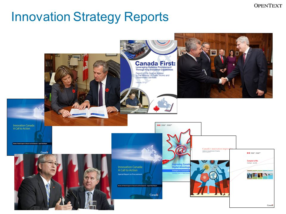 Innovation Strategy Reports