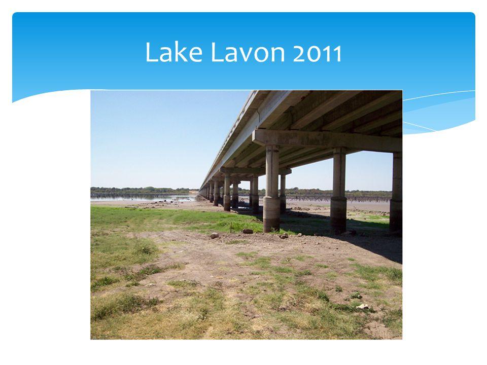 Lake Lavon 2011