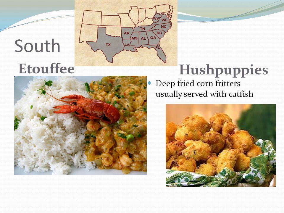 South Etouffee Hushpuppies Shrimp or crawfish….aka…..