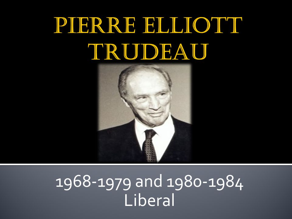 1968-1979 and 1980-1984 Liberal