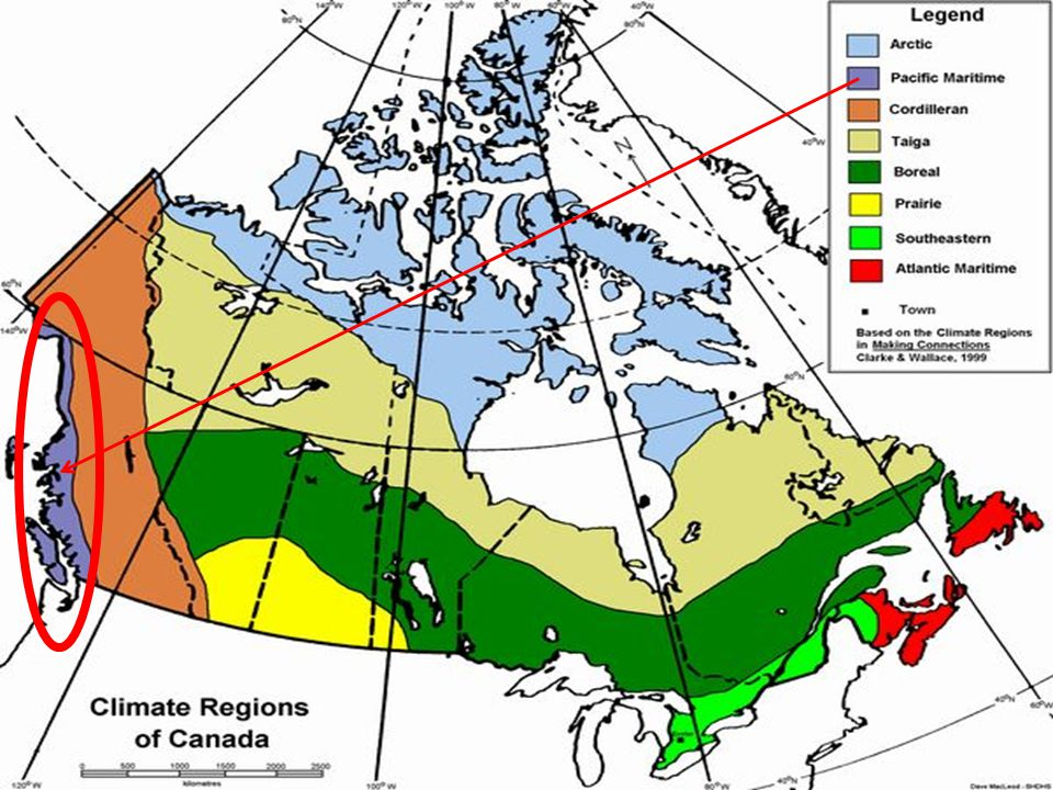 SOUTH-EASTERN CLIMATE REGION This area has both continental and maritime characteristics although most of the region has a continental climate with a wide range of temperature.
