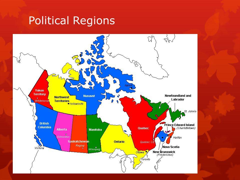 Political Regions