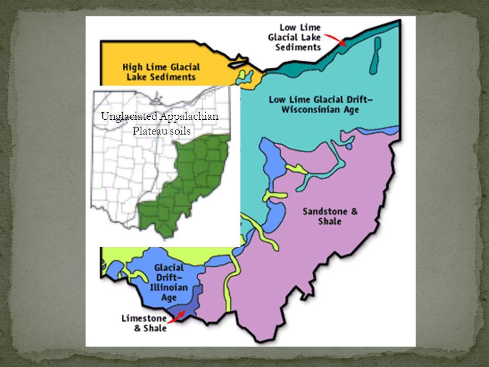 Unglaciated Appalachian Plateau soils