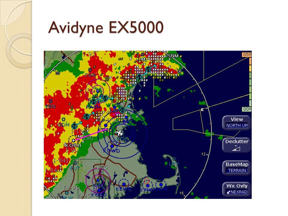 Avidyne EX5000