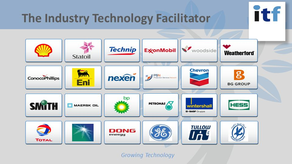 Growing Technology The Industry Technology Facilitator