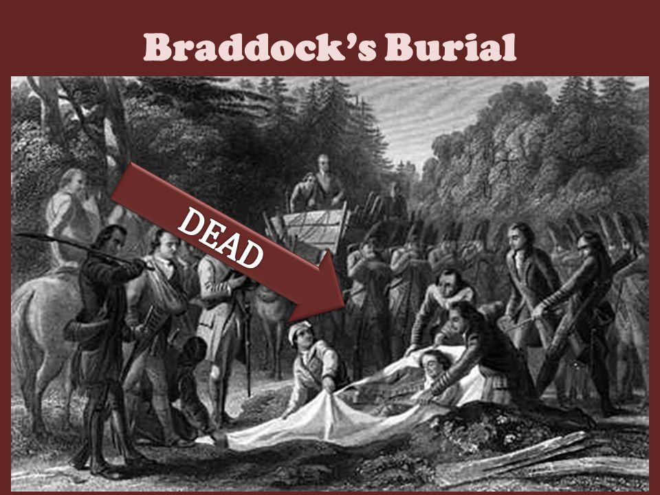 The Fall of Braddock (1755) Tally-ho!