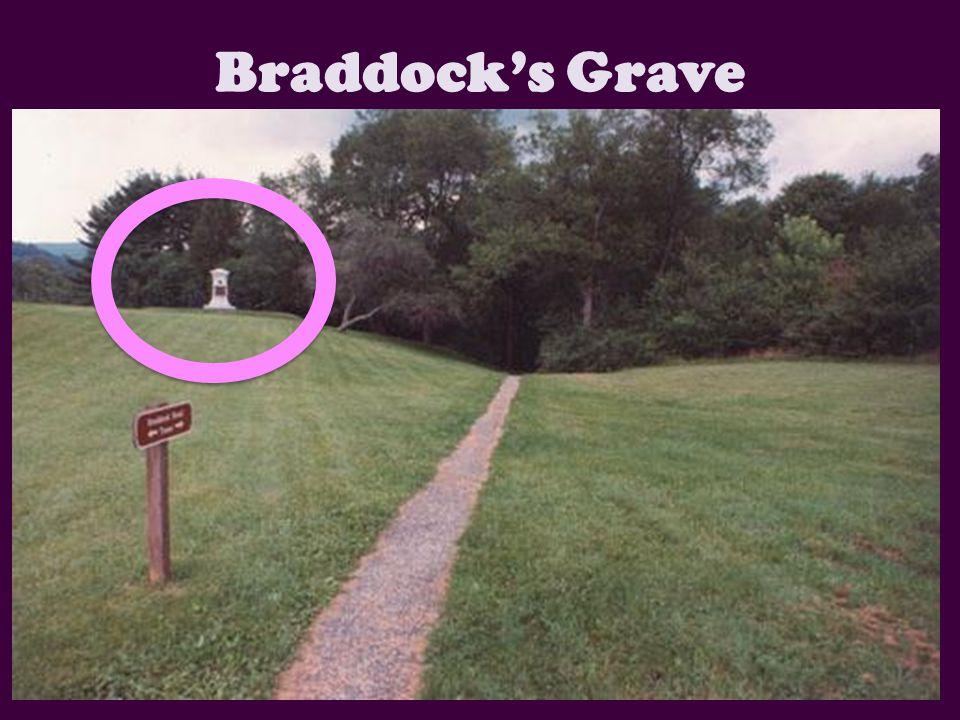 Braddock's Burial