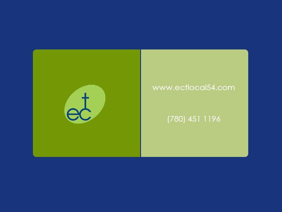 www.ectlocal54.com (780) 451 1196