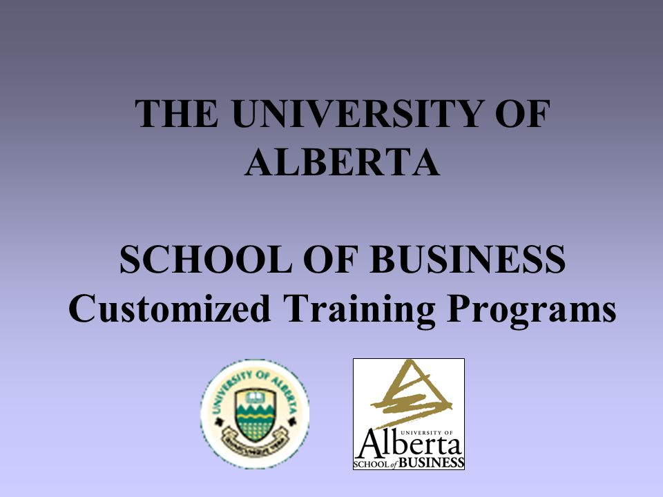 The University of Alberta: Is ranked among the top five universities in Canada in 2002 & 2003 by MacClean's Magazine; Has been selected as either second or third in the most innovative and Leader of Tomorrow: categories by MacClean's Magazine in the past four years; Is the Canadian leader in Petroleum Engineering, Geology and Energy Related Expertise.