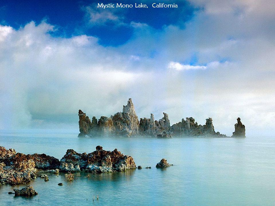 Mystic Mono Lake, California