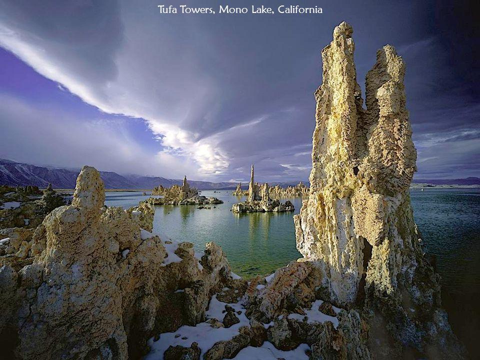 Tufa Towers, Mono Lake, California