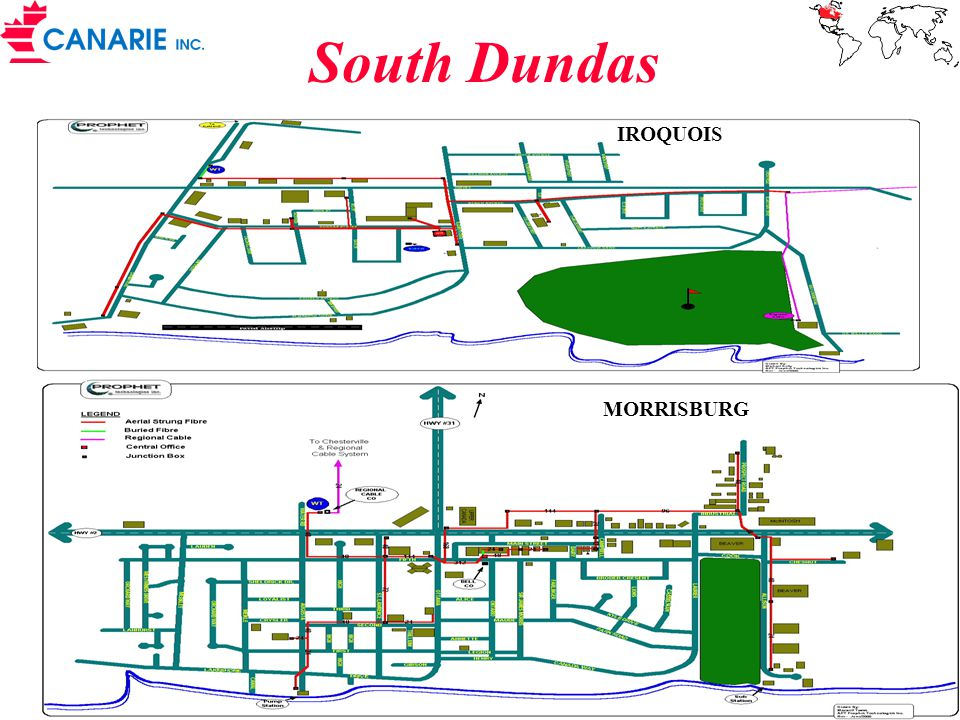 South Dundas IROQUOIS MORRISBURG