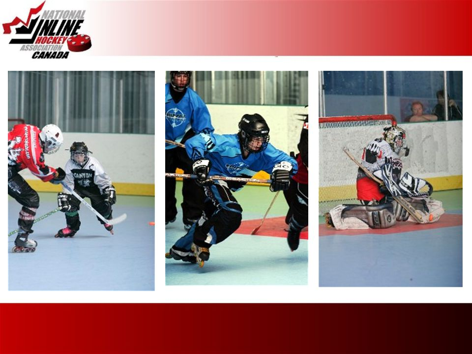 Inline Hockey vs Ice Hockey No Body Checking No Icing No Offsides 5-on-5 Full Contact Icing Offsides 4-on-4