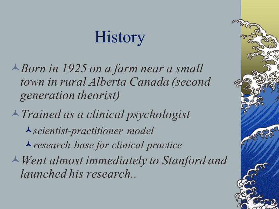 Albert Bandura Social-Cognitive Theory Psy 435 Theories of Personality © Victor Savicki