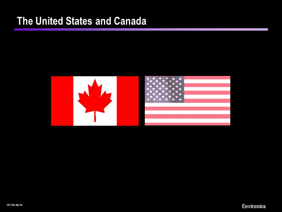 OCTSA Apr 29 Environics The United States and Canada