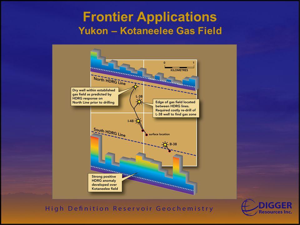 Frontier Applications Yukon – Kotaneelee Gas Field
