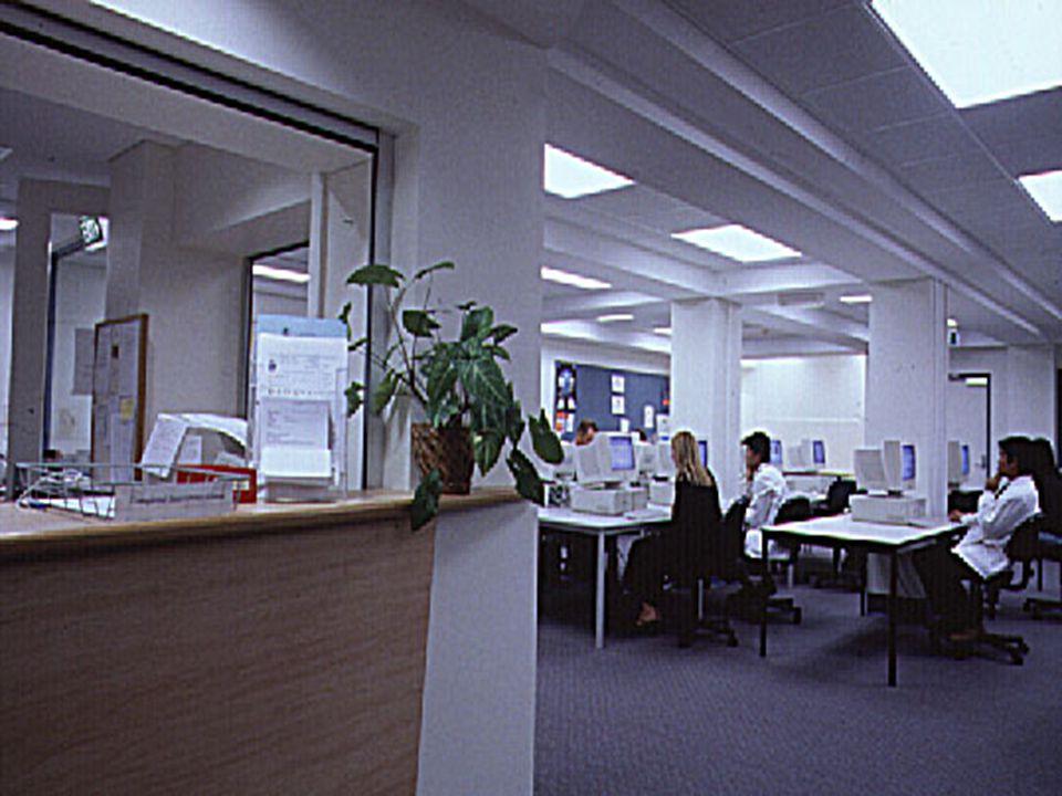 Circulation deskCirculation desk
