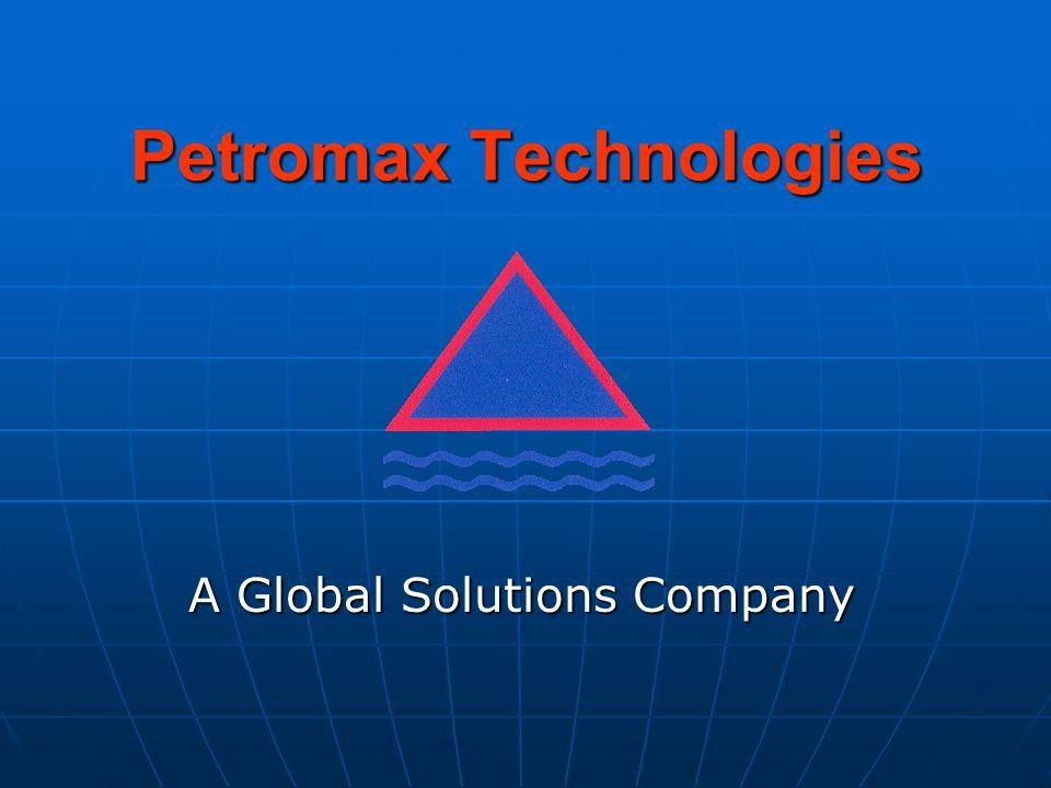 A heavy solids sludge mobilization Petromax application
