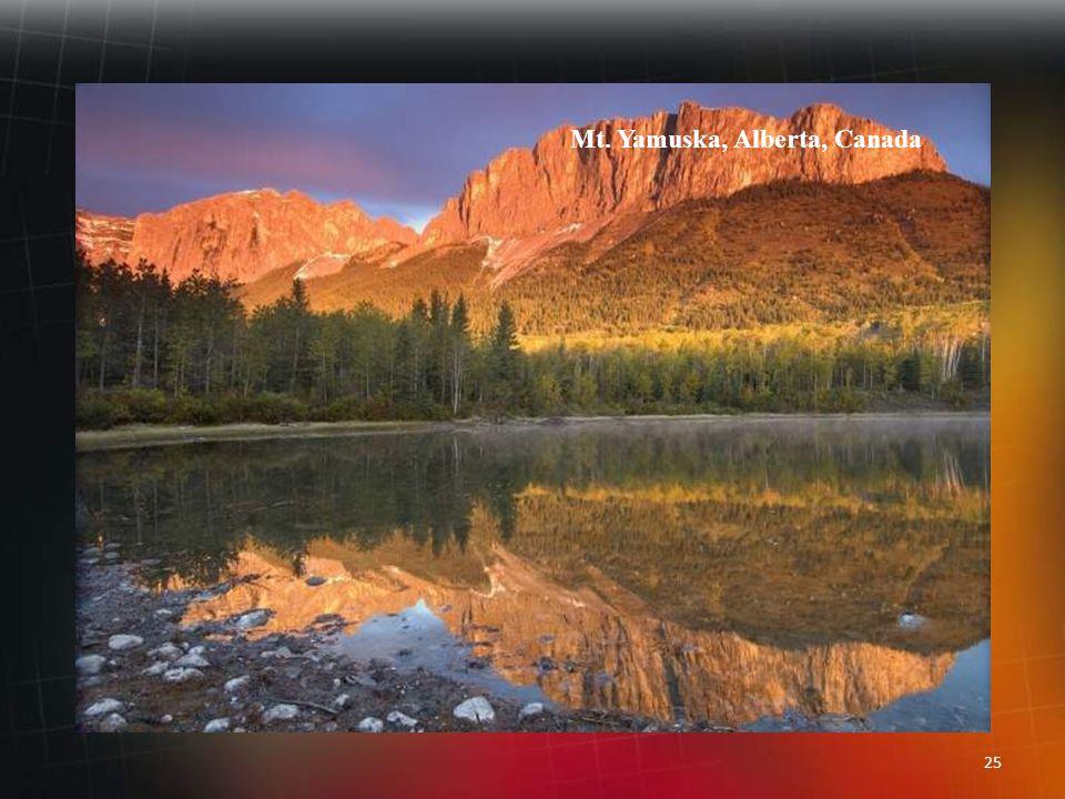 24 Moraine Lake, Banff NP, Canada