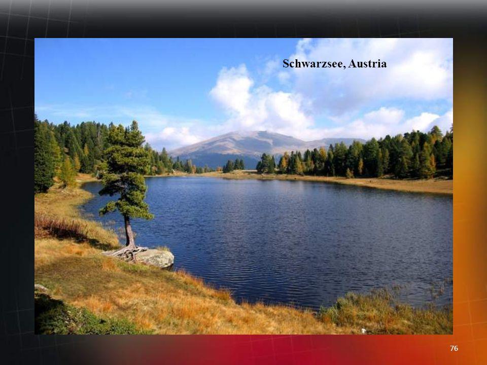 75 Ribnisko Jezero, Slovenia