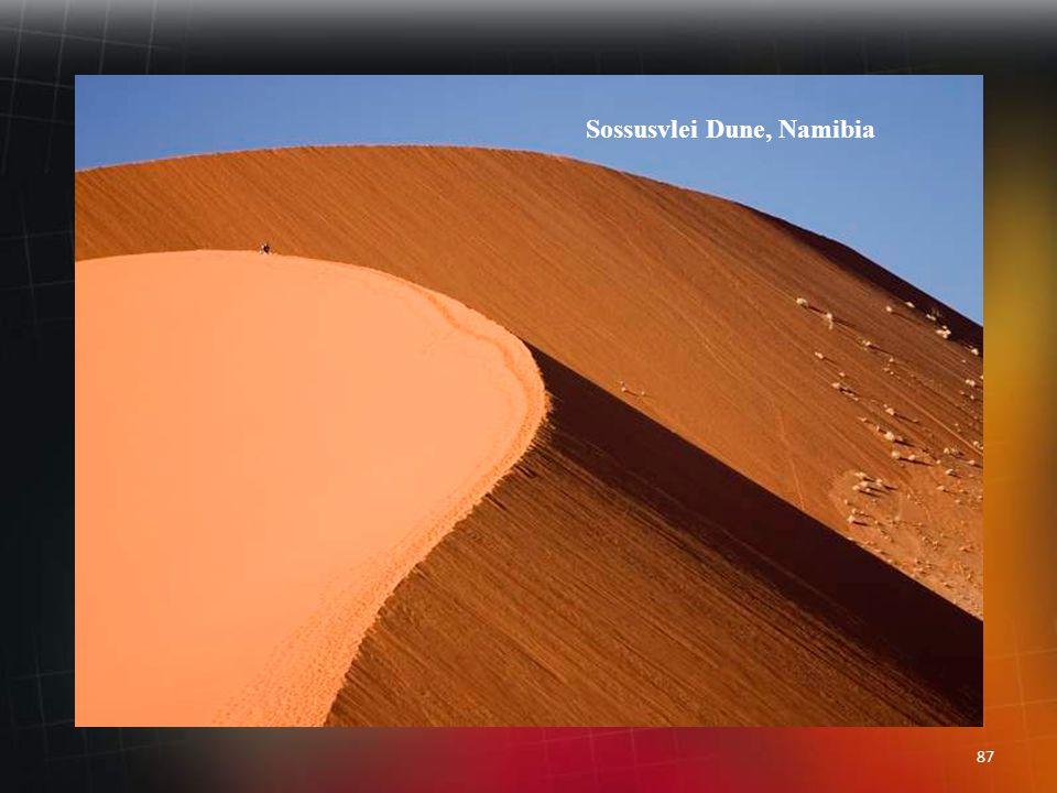 86 Namibian Desert Africa