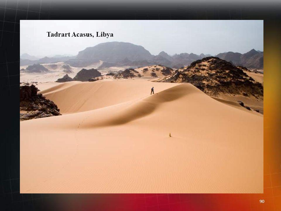 89 Tadrart Acasus, Libya