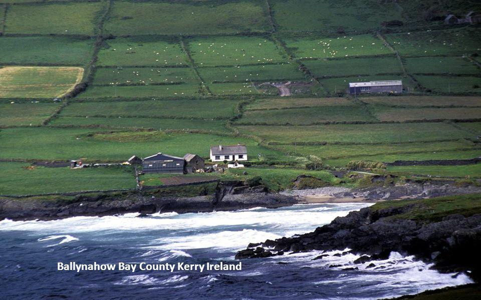 Ballynahow Bay County Kerry Ireland