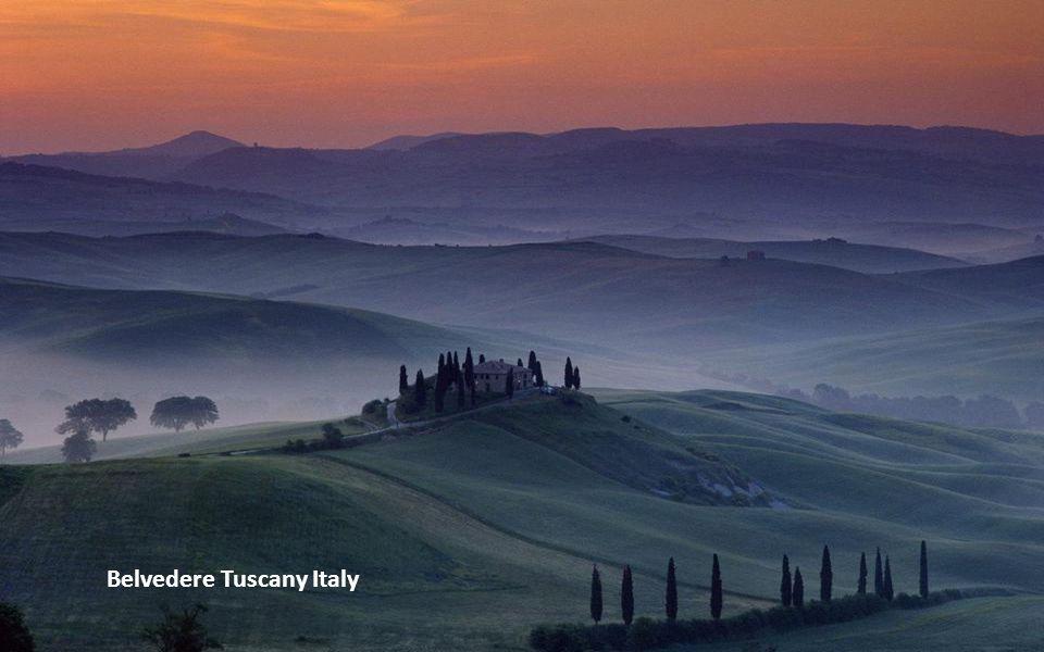Belvedere Tuscany Italy