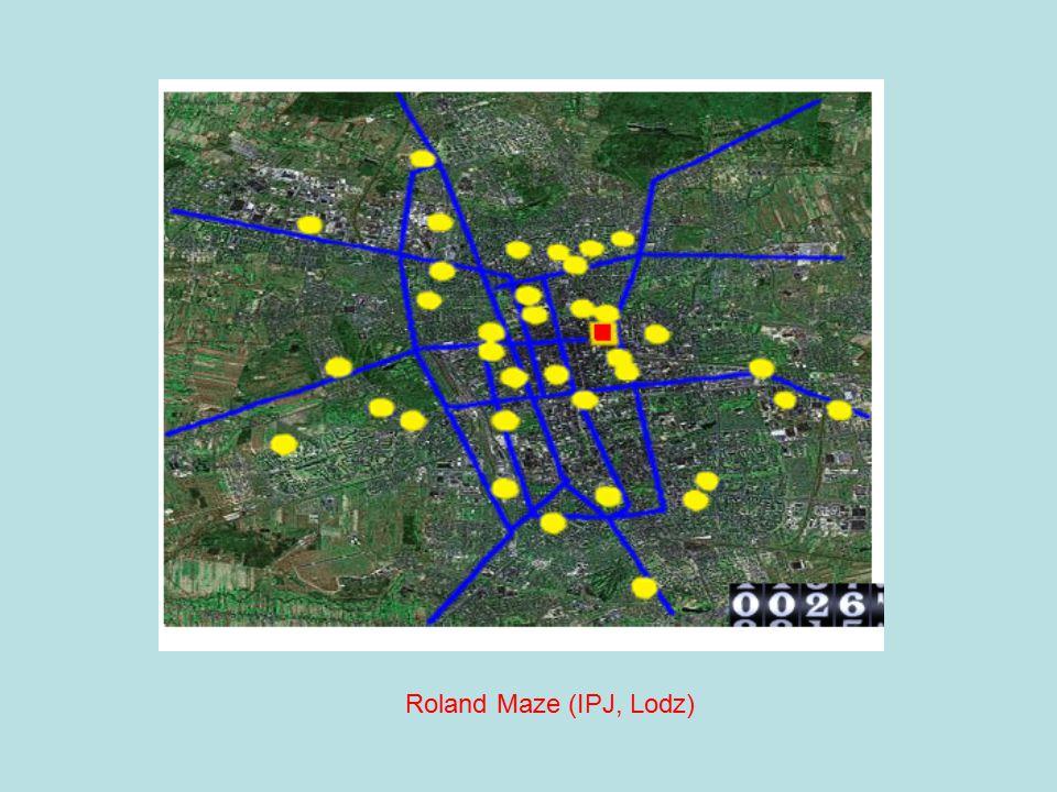 Roland Maze (IPJ, Lodz)