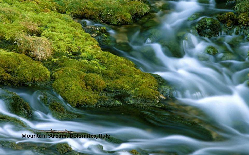 Mount McKinley and the Alaska Range, Denali National Park, Alaska
