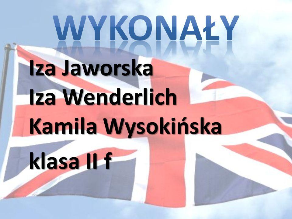 Iza Jaworska Iza Wenderlich Kamila Wysokińska Iza Jaworska Iza Wenderlich Kamila Wysokińska klasa II f klasa II f