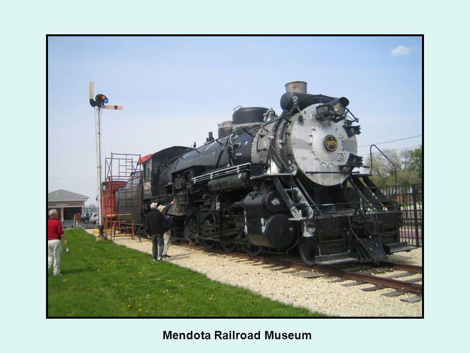 Mendota Railroad Museum