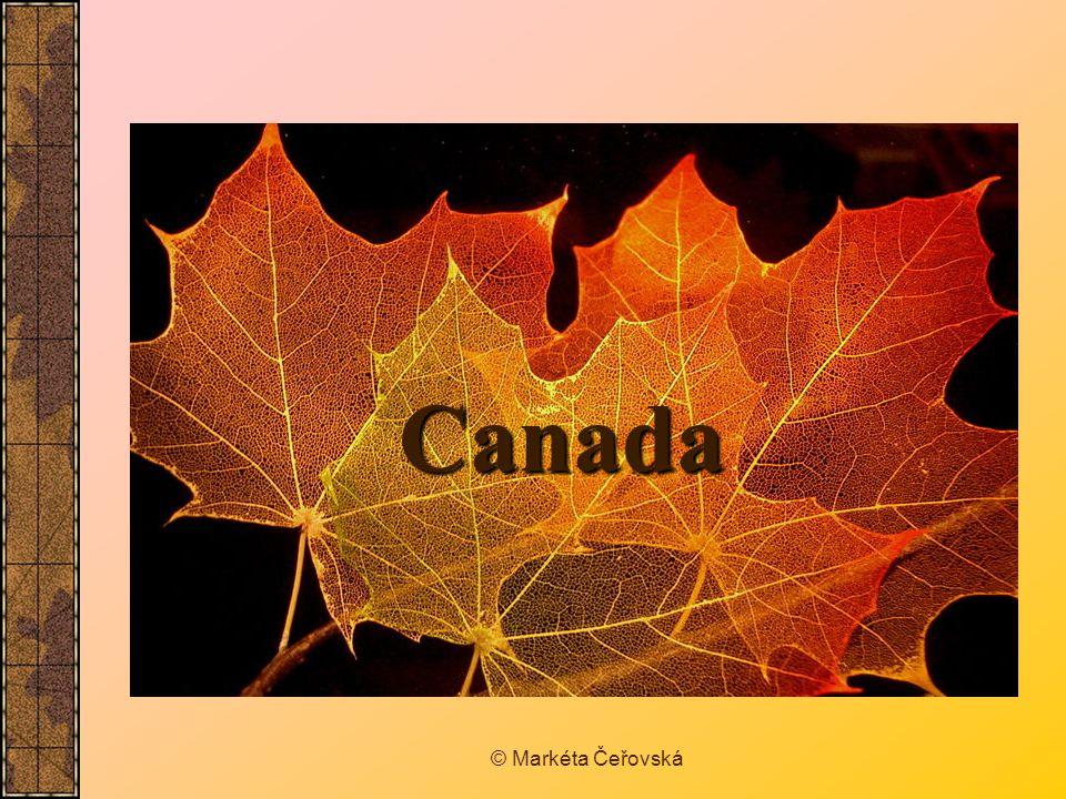 © Markéta Čeřovská Canada