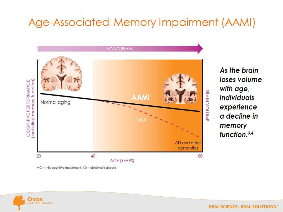 Age-Associated Memory Impairment (AAMI)