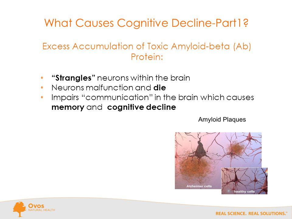 What Causes Cognitive Decline-Part 2.
