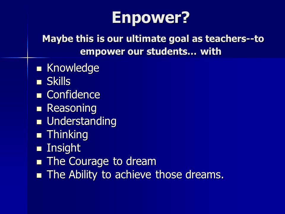 Enpower.
