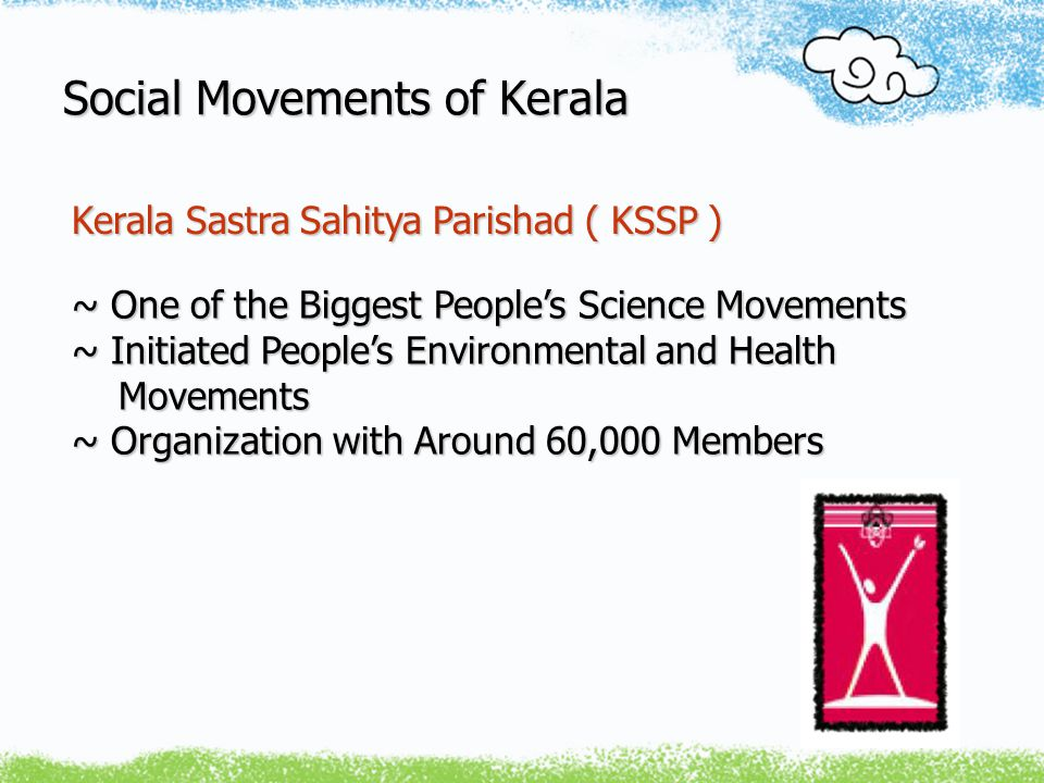 Social Movements of Kerala Total Literacy Campaign - 1989 -'91