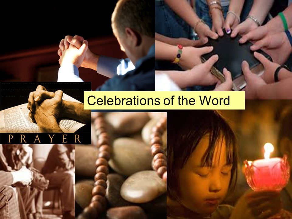 Celebrations of the Word