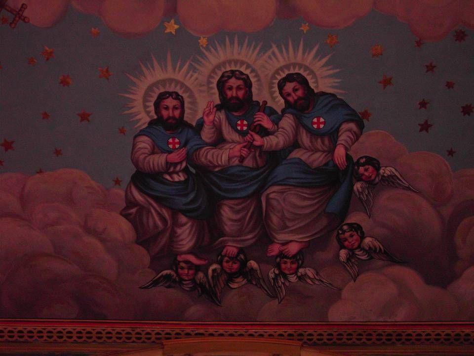 24 Trinity from Mission Santa Clara