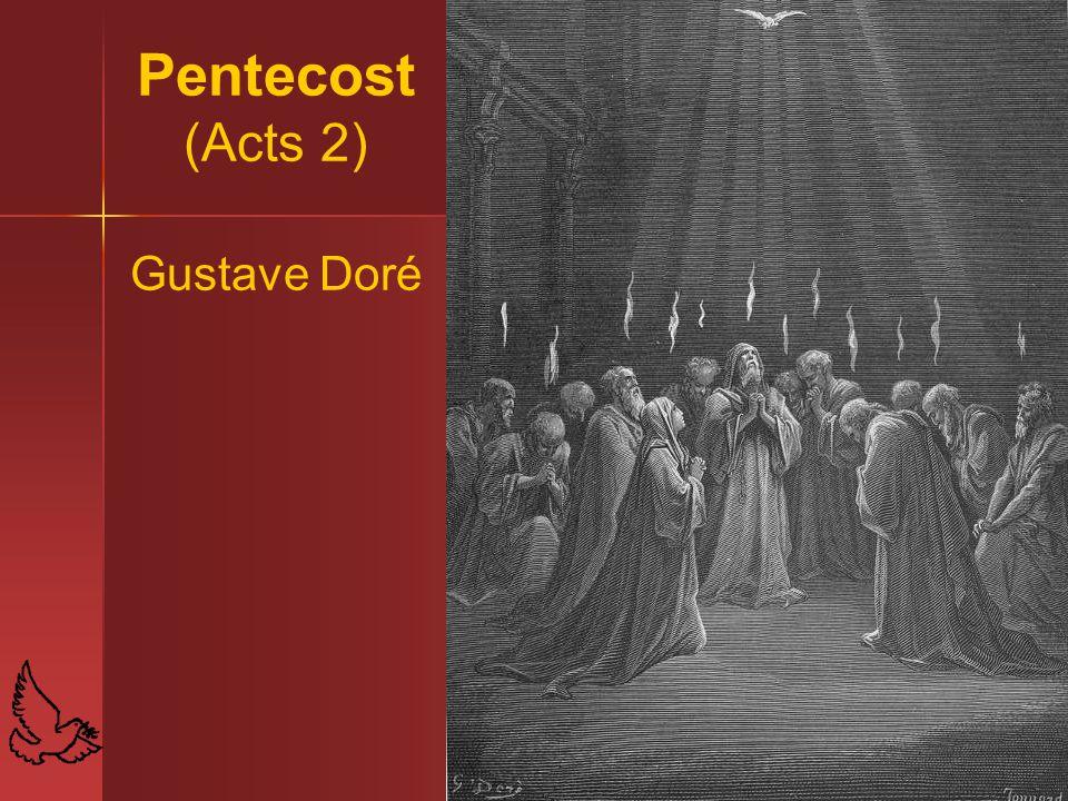 47 Pentecost (Acts 2) Gustave Doré